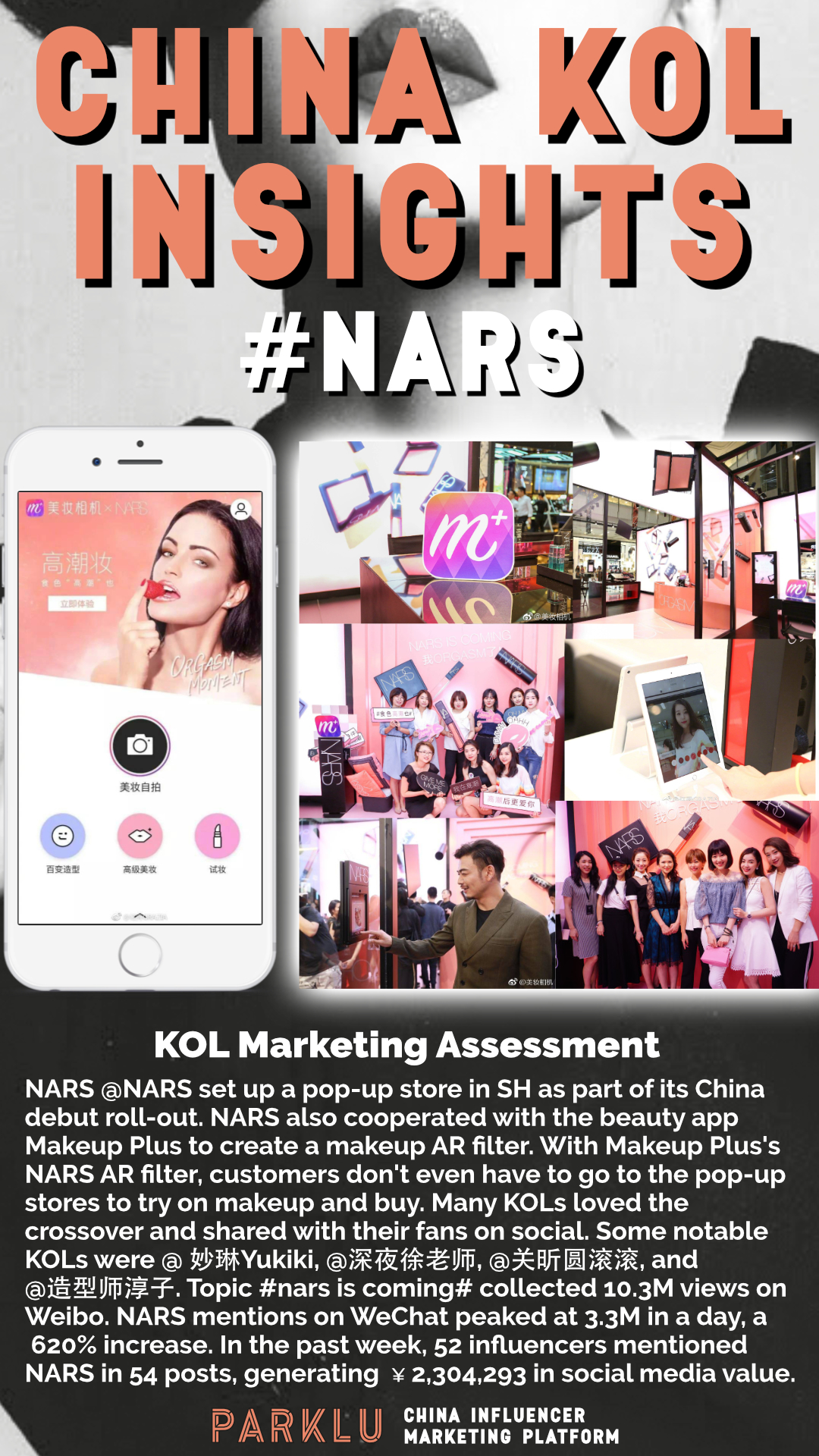 Unique experience + Influencer + Incentives = Great New Retail O2O Marketing