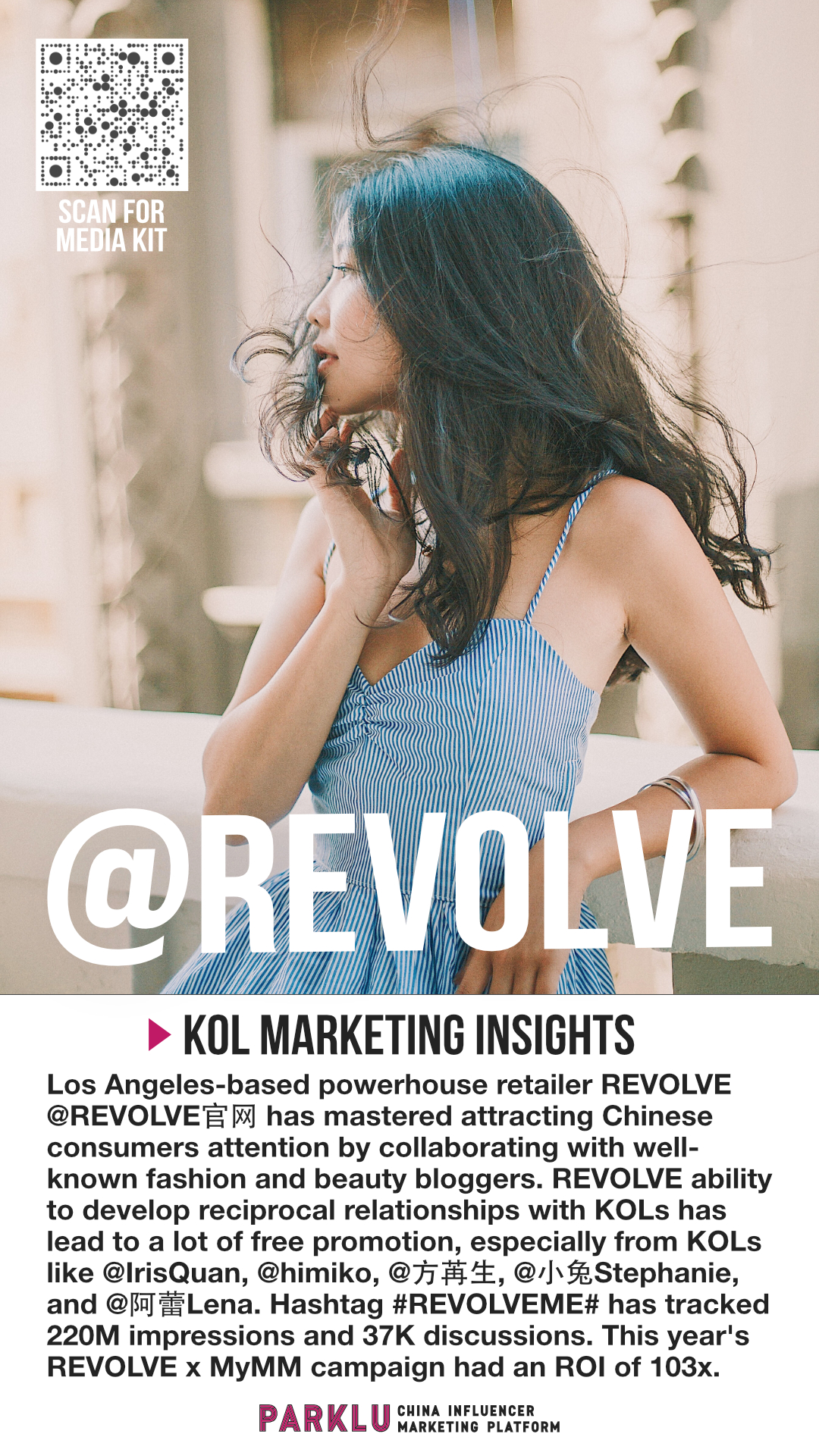 REVOLVE Masters China Consumer Attention with Bloggers
