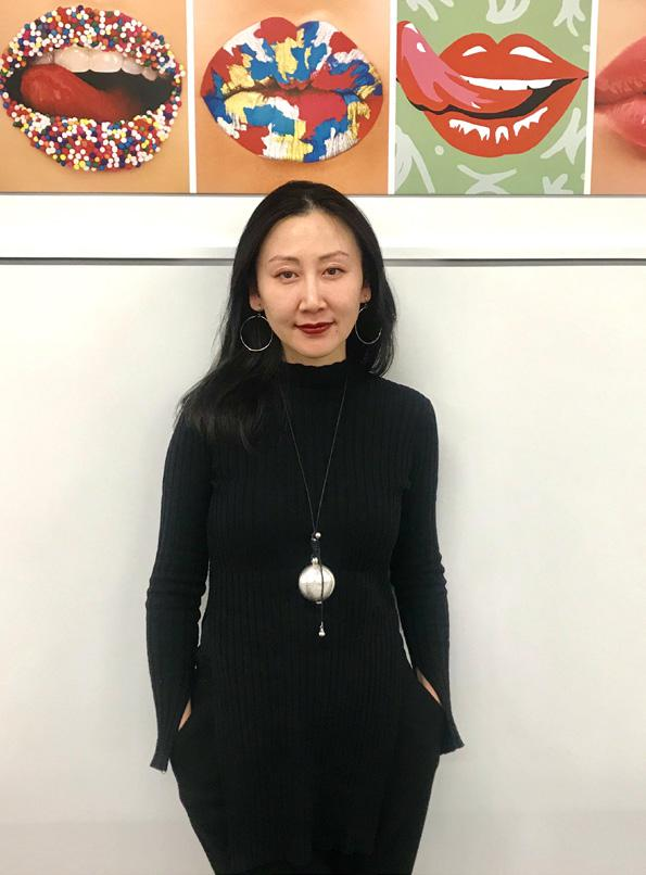 Stella Yuan is the Eastern China Senior Retail Manager of Estee Lauder
