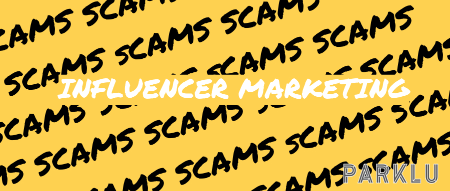 influencer marketing scams used in China