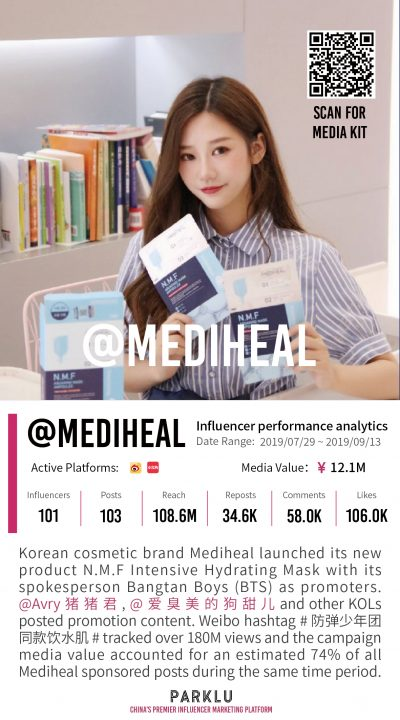 Mediheal New Mask