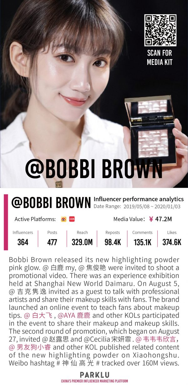 Bobbi Brown New Highlighting Powder