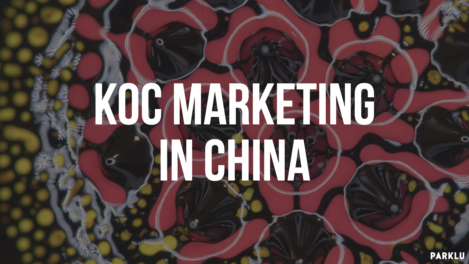 KOC Marketing in China- In-depth Guide