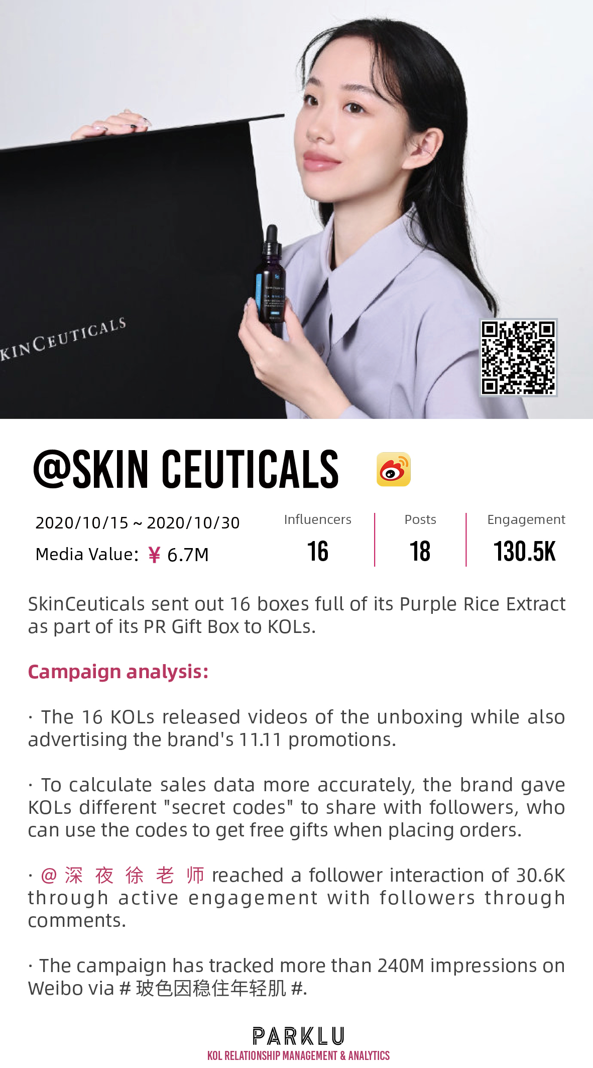 SkinCeuticals Purple Rice Extract