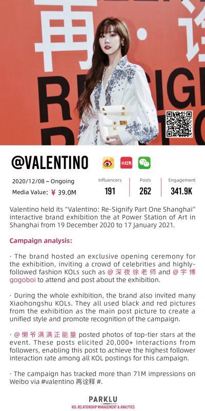valentino再诠释 Valentino: Re-Signify Part One Shanghai